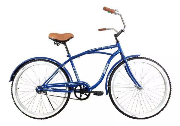 cruiser azul caballero