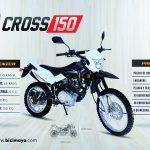 CROSS 150 NEGRO