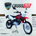 CROSS 150 ROJO