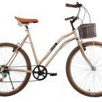 Bicicleta BOHO – Beige con Canasta