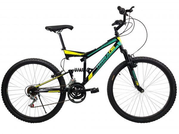 Black Panther TERRA – Verde con Amarillo