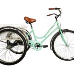Tricicleta Maja – Verde Menta