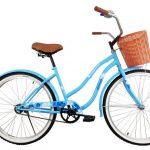 cruiser dama azul